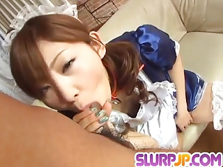 Erena Kurosawa enjoys deep penetration sex