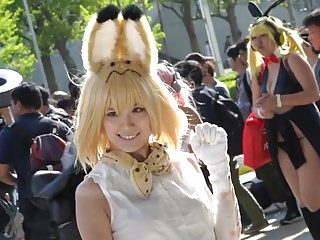 Serval cosplay 001