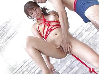 Tiny Cute Japanese Bondage Squirting Teen