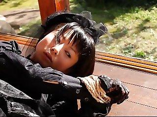 Japanese Eccentric girl 01