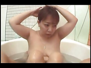 49yr old Japanese Granny Loves Fucking Uncensored