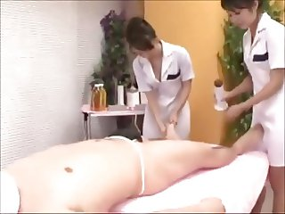 Japanese Nurses Rimming Jerking Lucky Patient Zdonk