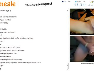 Asian on omegle bates