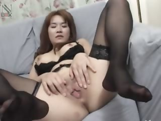 Asian erotica from Tokyo in a hotel room