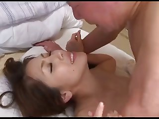 Young Japanese Wife Old Man