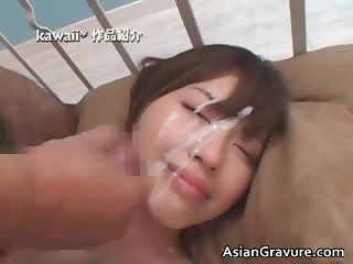 Beautiful asian girls having intense part5