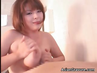 Nasty oriental teacher with enormous part6