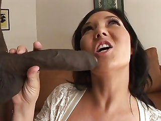 Black Anal for Busty Claire Dames.