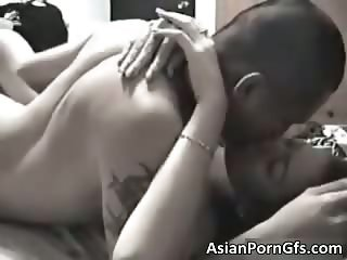 Hot asian girlfriend gets pounded hard part3