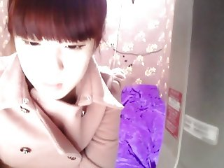Cute Korean Webcam Girl 2