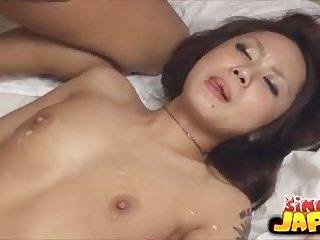 Japanese Honey Luna Fucked