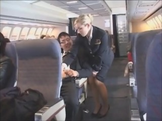 Kylee Reese as Stewardess (Dandy-071)